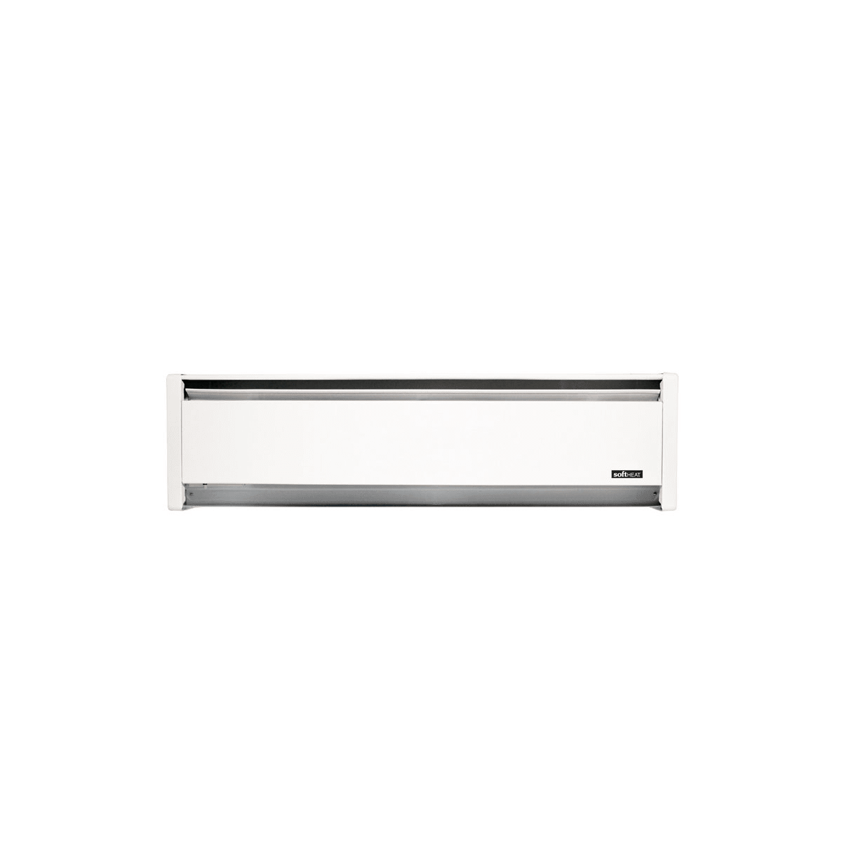 hight resolution of 71 inch wide 4265 btu 208 240 volt 1250 watt self contained hydronic baseboard heater with right hand wiring from the softheat series