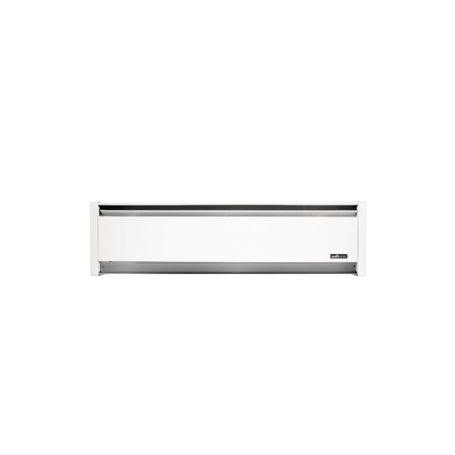 small resolution of 71 inch wide 4265 btu 208 240 volt 1250 watt self contained hydronic baseboard heater with right hand wiring from the softheat series