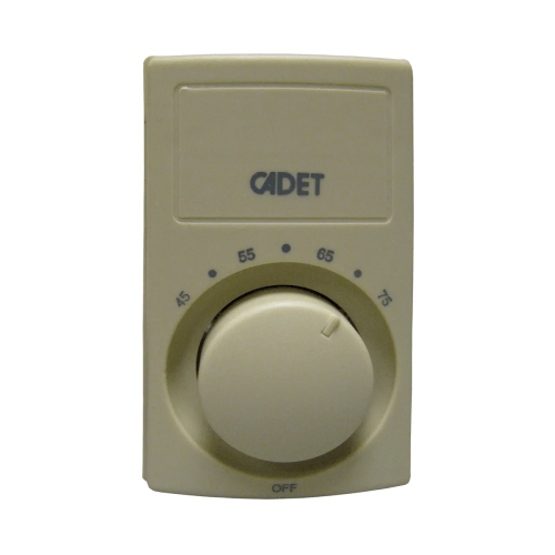 small resolution of bimetal 25 amp double pole wall thermostat with heat anticipation