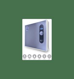 eemax ha036240 homeadvantage ii tankless water heaters [ 1200 x 1200 Pixel ]