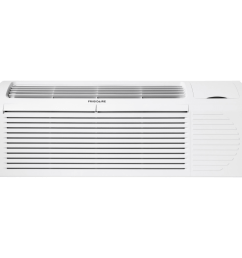 12 000 btu 265 volt packaged terminal air conditioner ptac with electric heater and seacoast protection [ 1200 x 1200 Pixel ]