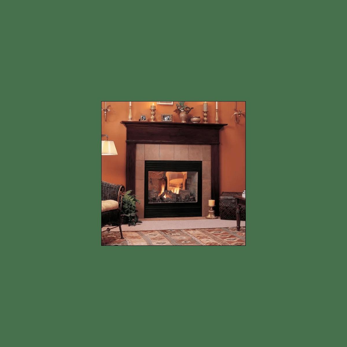 hight resolution of majestic stdvdnv designer fireplace