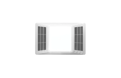 small resolution of broan 655 white 70 cfm 4 sone ceiling mounted hvi certified bath fan with heater and light faucet com