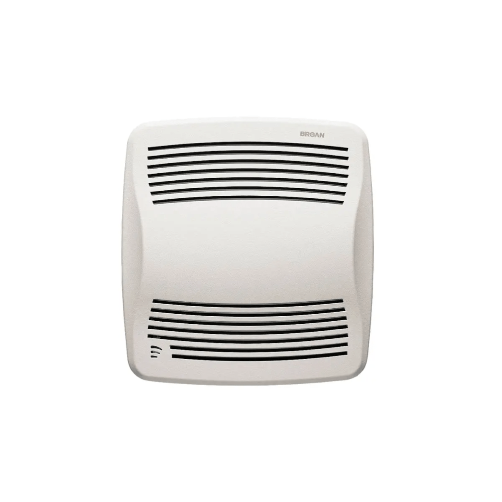 medium resolution of 110 cfm 0 7 sone ceiling mounted energy star rated and hvi certified bath fan with humidity sensor from the qt collection
