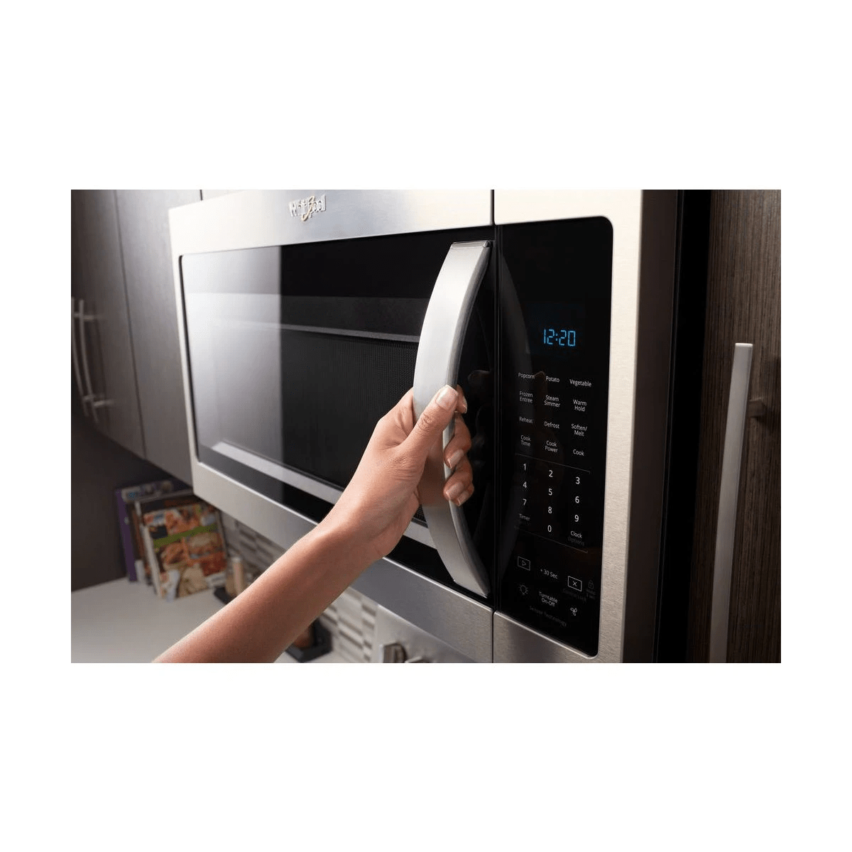 whirlpool microwave ovens cooking