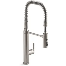 commercial food service faucets at
