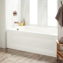 Three Wall Alcove Alcove Bathtubs At