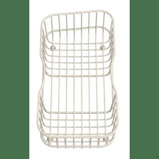 kohler k 6511 0 white wire rinse basket