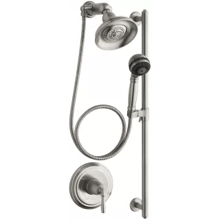 Kohler K-10825-4-CP Polished Chrome Devonshire 2.5 GPM