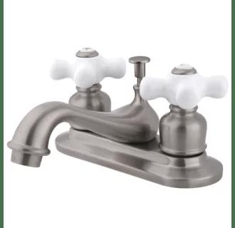all porcelain handled faucets at faucet com