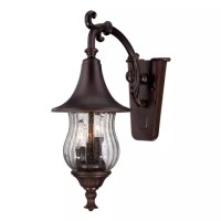 Acclaim Lighting 3402ABZ Architectural Bronze Del Rio 3 ...