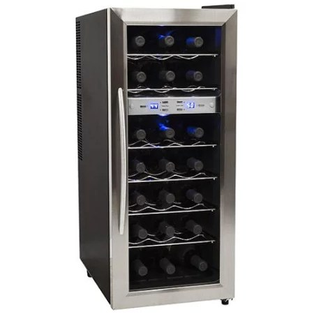 EdgeStar 21 Bottle Dual Zone Wine Cooler  TWR215ESS