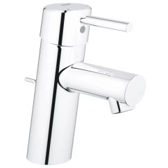 Grohe Concetto Kitchen Faucet Cabinet Refacing Diy 3427000a Starlight Chrome 1.2 Gpm Single ...