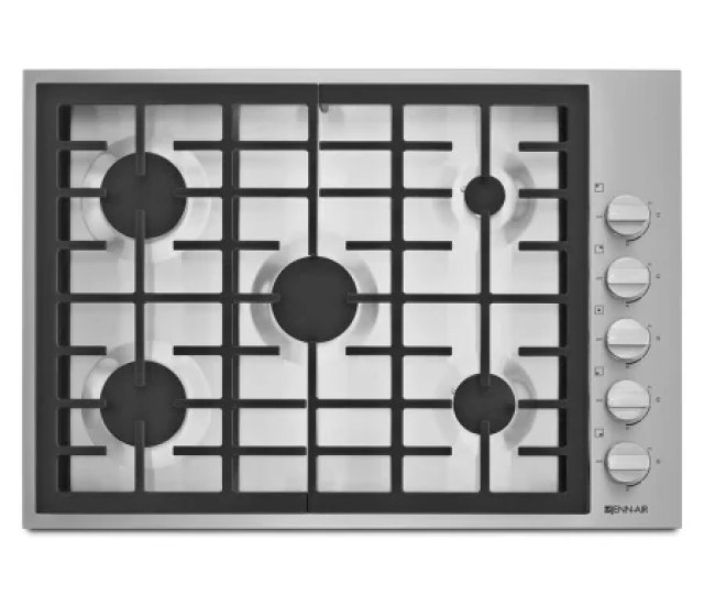 A Large Image Of The Jenn Air Jgc7530bp Pro Style Stainless