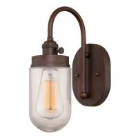 Millennium Lighting 5309-RBZ Rubbed Bronze Neo-Industrial ...