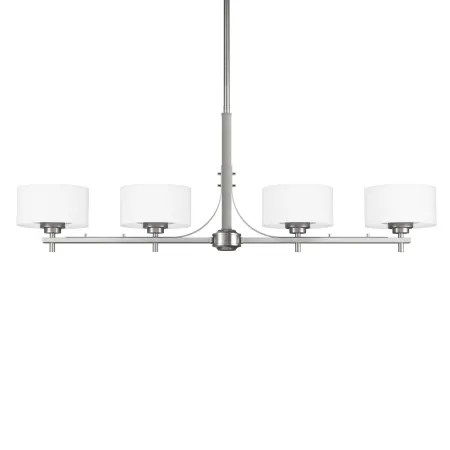 Park Harbor PHPL5374BNPC Brushed Nickel and Chrome