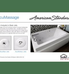 american standard 2770 018w 020 white cadet 59 7 8 acrylic whirlpool [ 1307 x 800 Pixel ]