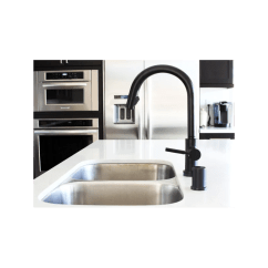 Brizo Kitchen Faucet Small Table With Storage 64020lf Ss Brilliance Stainless Solna Pull Down On Off Touch Activation And Hidden Magnetic Docking Spray Head Includes Lifetime