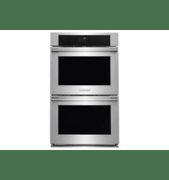 double oven wiring diagram [ 1541 x 800 Pixel ]