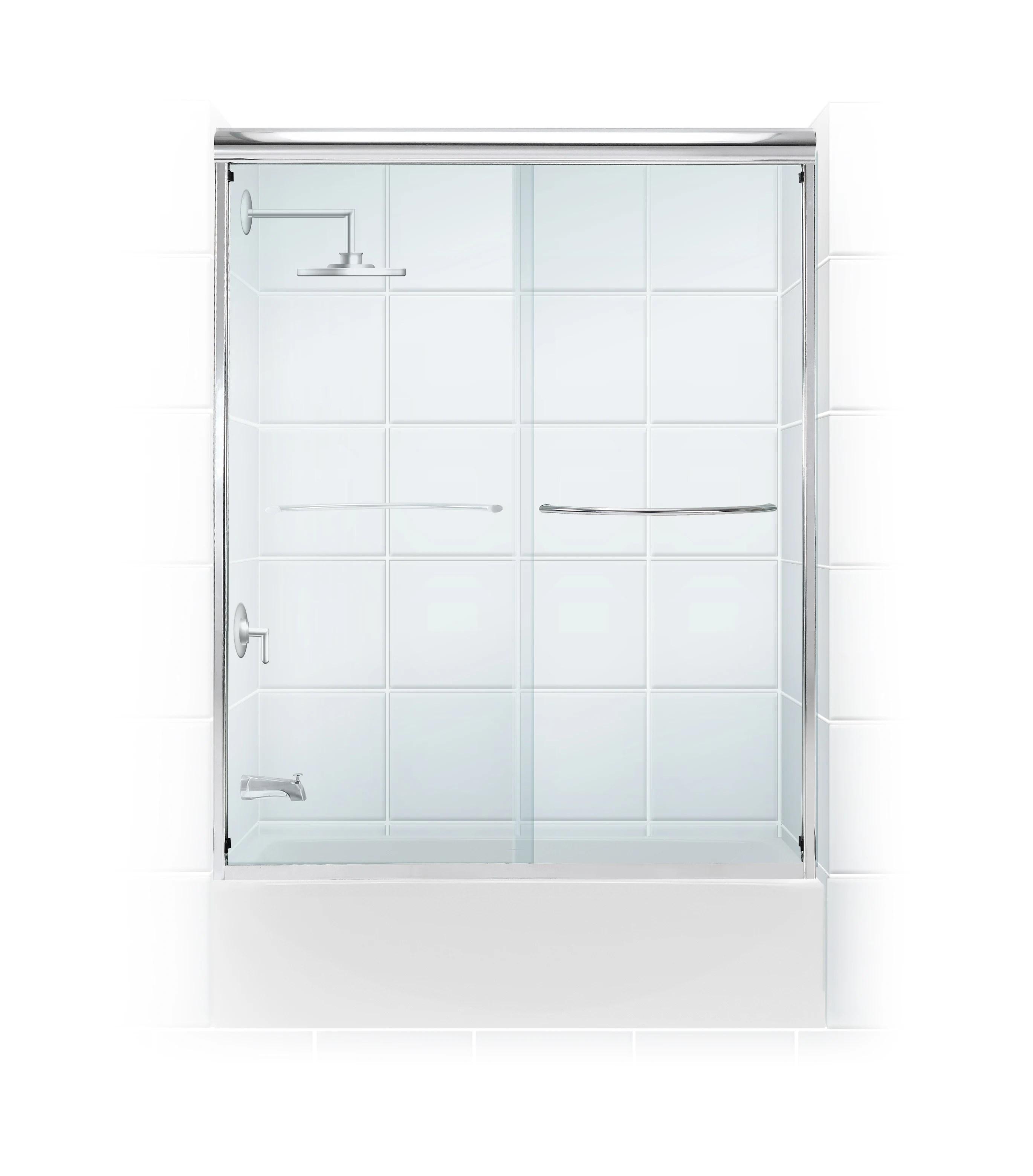Coastal Shower Doors 2760 58 C