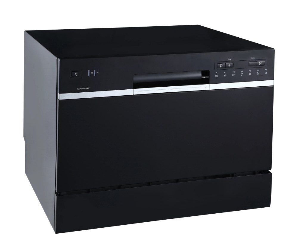 medium resolution of 22 inch wide 6 place setting energy star rated countertop dishwasher