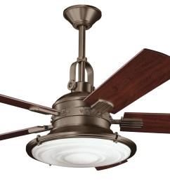 kichler 300020ap kittery point 52 ceiling fan  [ 4712 x 2533 Pixel ]
