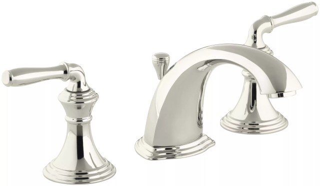 Kohler K 394 4 CB Polished Chrome Polished Brass Devonshire