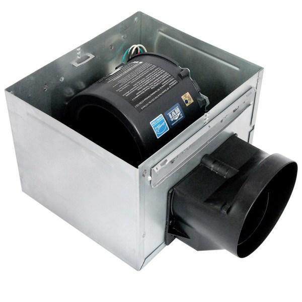 Air King Ak90ls6h 90 Cfm 0.8 Sones Ceiling Mounted Humidity Sensing Exhaust Fan