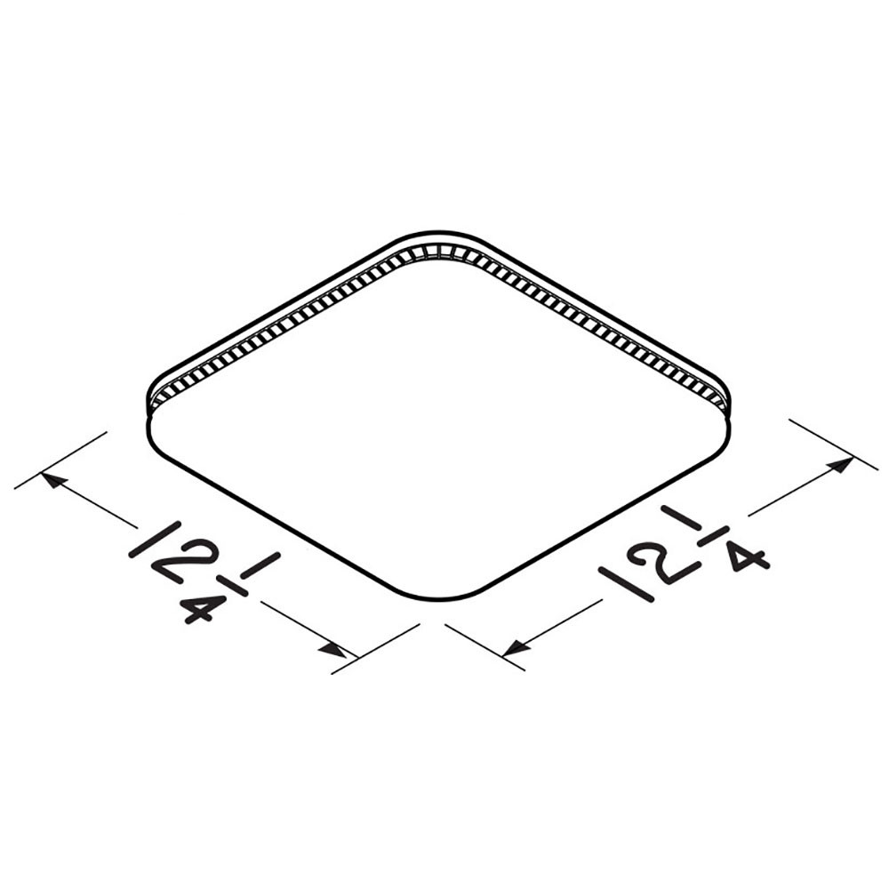 Broan FG701S Universal CleanCover Bathroom Exhaust Fan