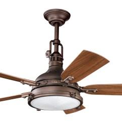 kichler hatteras bay patio hatteras bay patio 44 indoor outdoor ceiling fan w [ 1255 x 800 Pixel ]