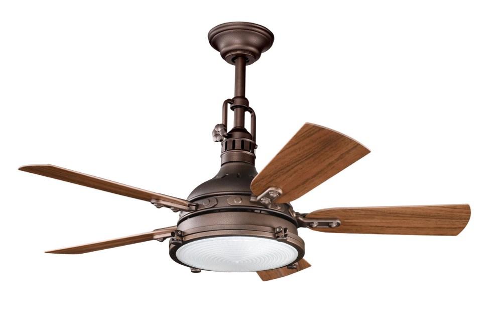 medium resolution of kichler hatteras bay patio hatteras bay patio 44 indoor outdoor ceiling fan w