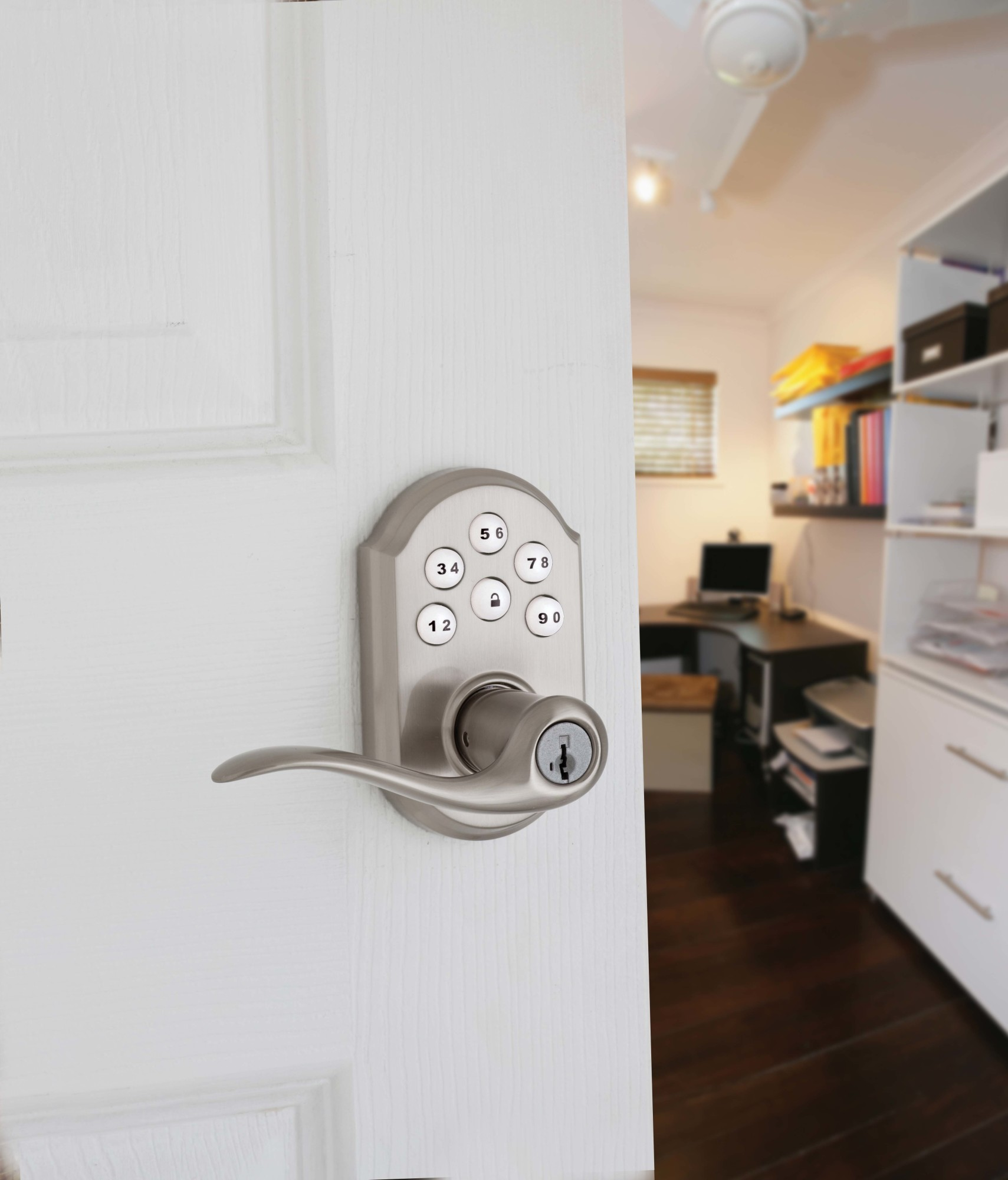 Kwikset 911tnl 15s Smartcode Tustin Electronic Keyless