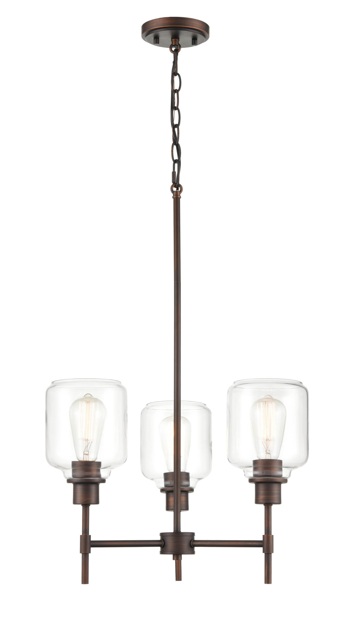 Millennium Lighting 6903 Asheville 3 Light 19