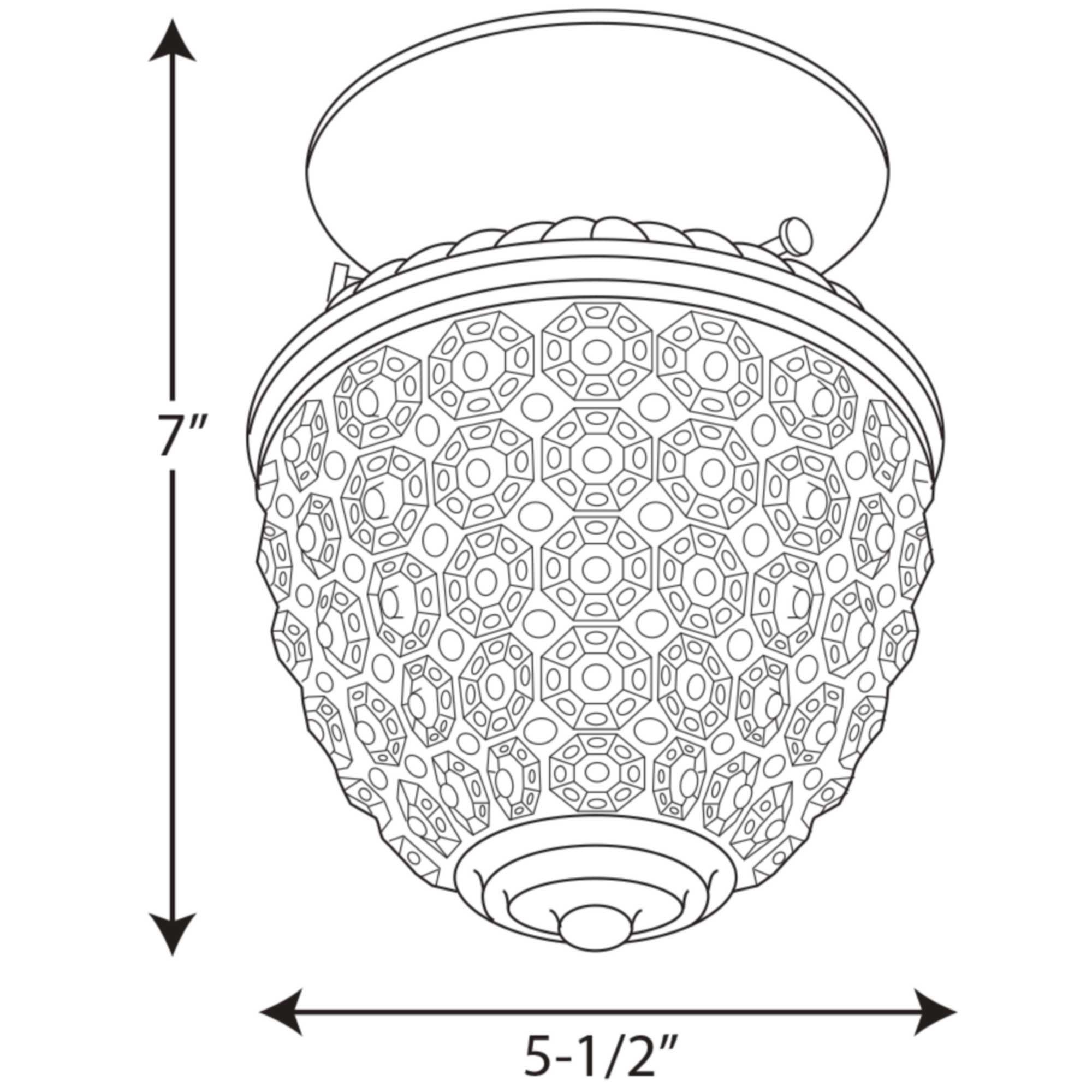 Progress Lighting P Glass Globes Series 5 1 2 Single