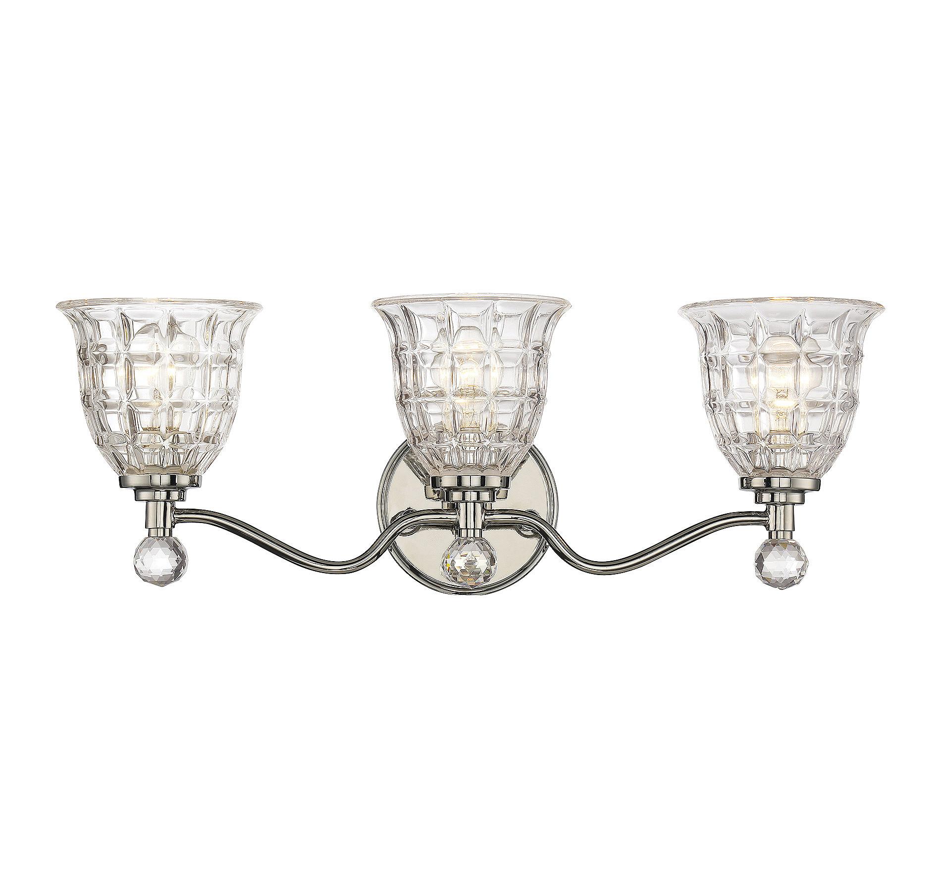 Savoy House 8 880 3 109 Birone 3 Light Bathroom Vanity