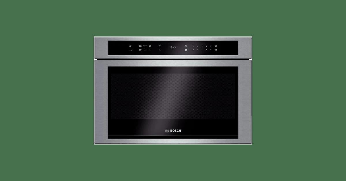 bosch hmd8451uc 800 series drawer microwave build com