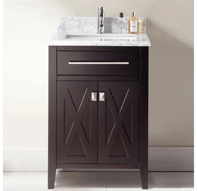 Choose from many small bath vanities up to 24 inches. Miseno Mv Tor24 Br Torneo 24 Free Standing Build Com
