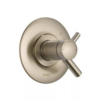 Faucet.com | T60075-BN in Brilliance Brushed Nickel by Brizo
