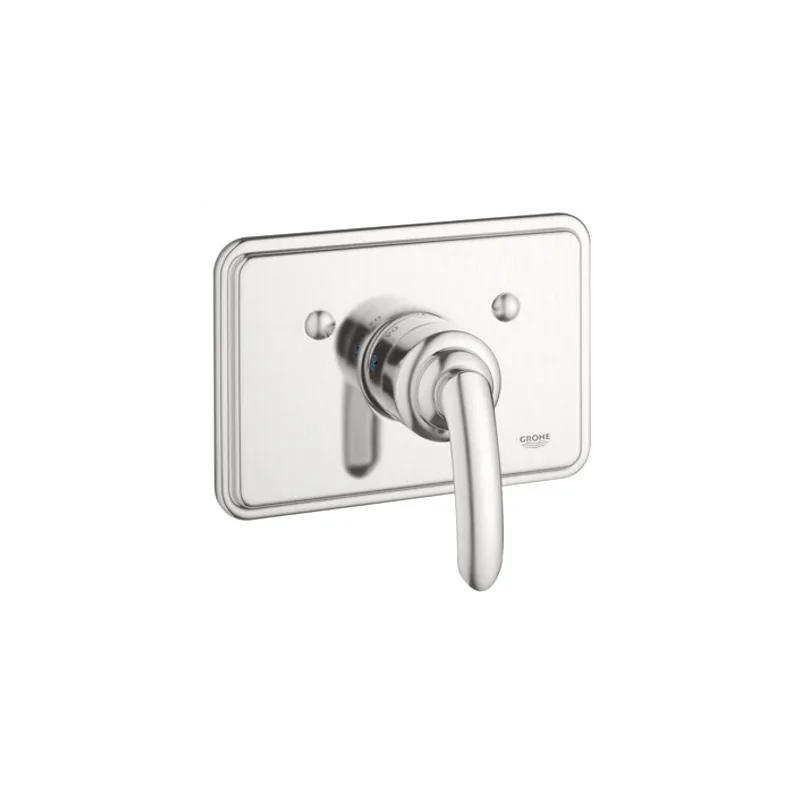 Grohe 19263EN0 Brushed Nickel Talia Thermostatic Valve