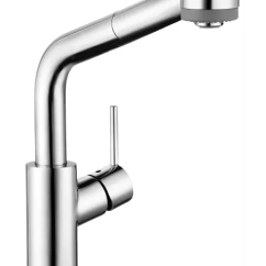 Hansgrohe Talis C Kitchen Faucet Wall Mounted Cabinets Faucet.com | 04247000 In Chrome By