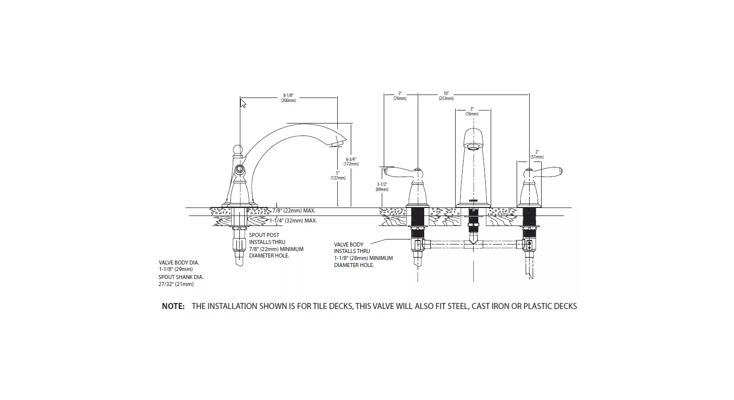 hight resolution of faucet com t933bn in brushed nickel by moen
