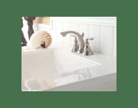 Pfister GT48-CB0K Brushed Nickel Bathroom Faucet - Build.com