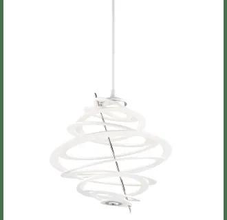 Corbett Lighting 174-41 Modern White Spellbound LED Modern
