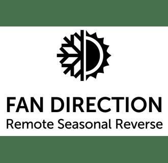 Fanimation TF610SN Satin Nickel 52