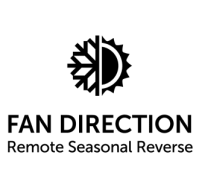 "Fanimation FPD7943MG Matte Gray 52"" 3 Blade DC Ceiling Fan ..."