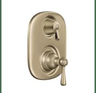 Moen 763BN Brushed Nickel Pressure Balanced Shower System ...