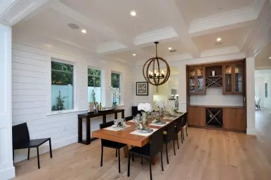 calculate the best recessed lighting layout