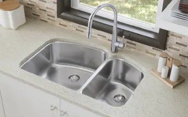 undermount kitchen sinks the pros and cons