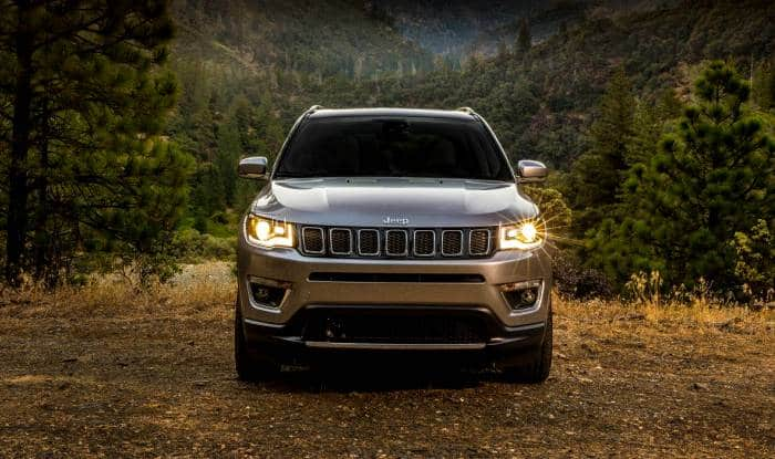 Jeep Compass Premium Suv Interior Spied Again India Launch In August
