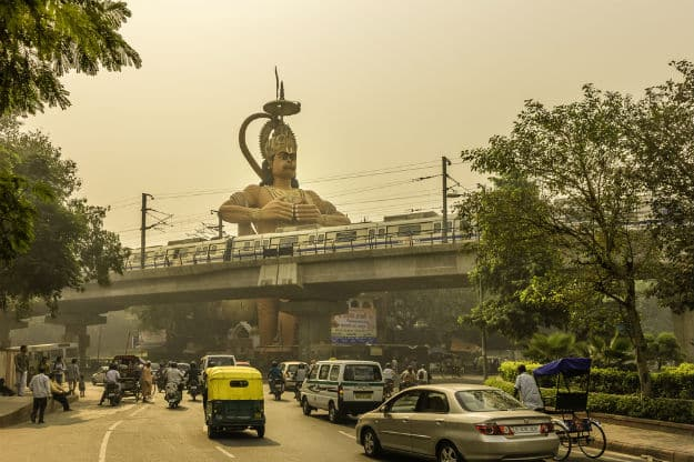 Hanuman Mandir Delhi
